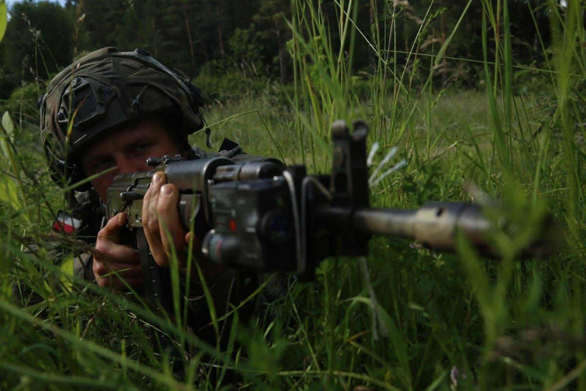 Hình ảnh hiếm hoi từ cuộc tập trận lớn nhất của NATO tại châu Âu