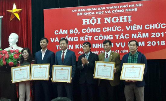 Hà Nội có 42 doanh nghiệp khoa học – công nghệ